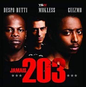 album jamais 203
