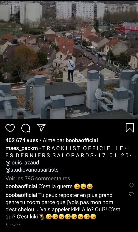 maes feat booba