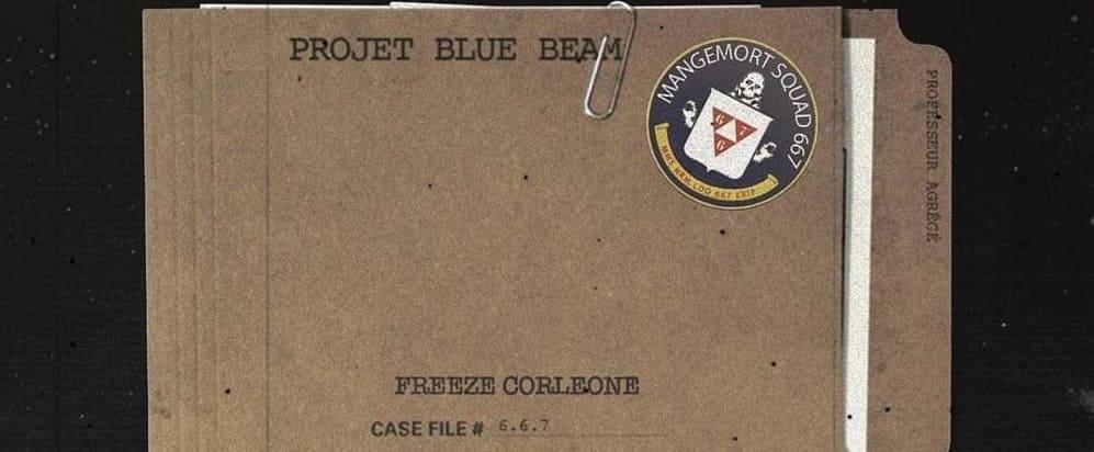 projet blue beam punchline