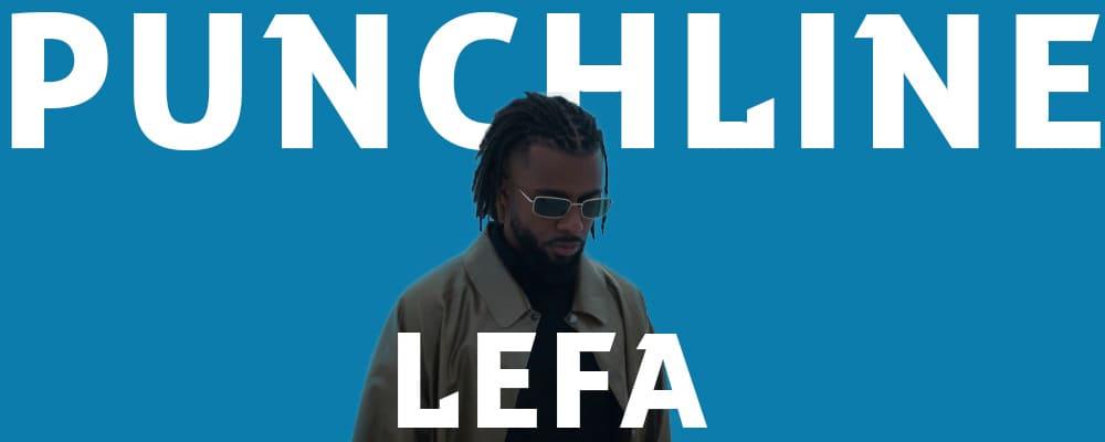 punchline-lefa