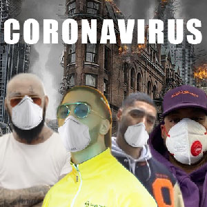 CORONAVIRUS : Les rappeurs français se mobilisent
