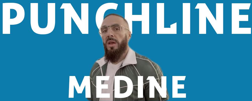 punchline-medine
