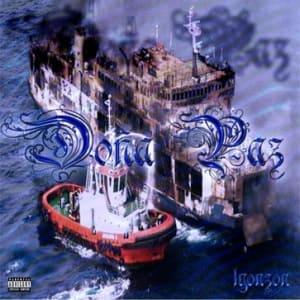 Dona Paz cover album